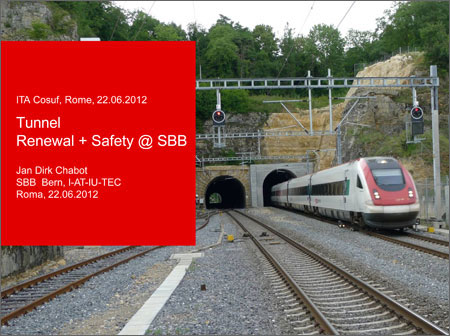 Tunnel Renewal + Safety